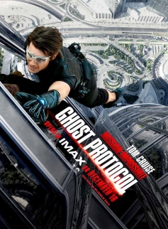 Mission Impossible - Ghost Protocol Poster