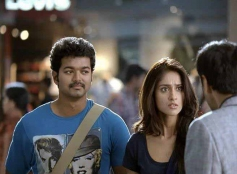 Vijay, Ileana D'Cruz and SJ Suryah