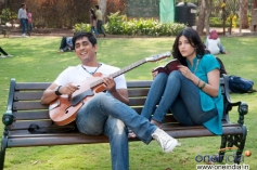 Siddharth and Shruti Haasan