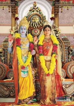 Balakrishna and Nayantara