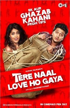 Tere Naal Love Ho Gaya Poster