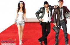 Amrita Rao, Arshad Warsi & Akshaye Khanna