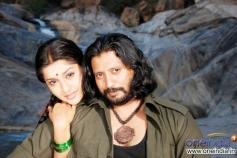 Meera Jasmine and  Prashanth