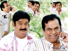 Sanjeevi and Brahmanandam