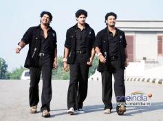 Praveen, Aravindh and Abhinay