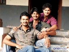 Abhinay, Praveen and Aravindh