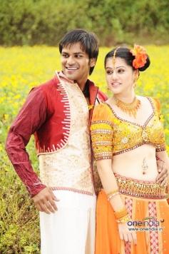 Manchu Manoj Kumar and Tapasee