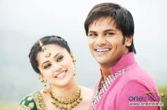 Tapasee and Manchu Manoj Kumar