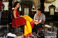 Pranitha and Tanish