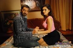 Posani Krishna Murali and Gowri Pandit
