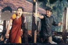 Vijay and Trisha Krishnan