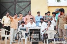 Anushka, Gopi Chand and Lawrence Raghavendra