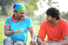 Karunakaran and Prabhas