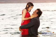 Upendra and Deepika Padukone