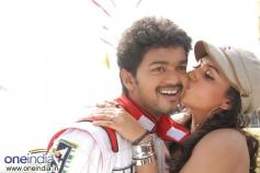 Vijay and Trisha