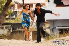 Trisha and Vijay