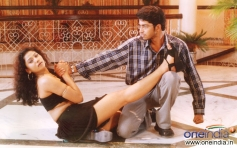 Jyothi and Allari Naresh