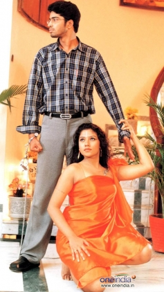 Allari Naresh and Jyothi