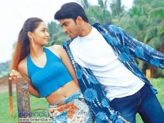 Gajala and Allari Naresh