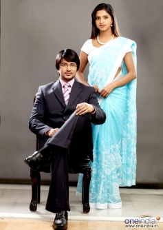 Raja and Sanchita Padukone in Jayakrishna Creations