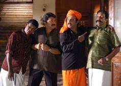 Rajinikanth, Prabhu, Vadivelu and Nasser