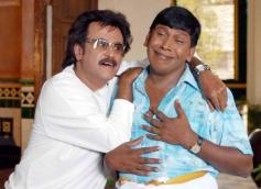 Rajinikanth and Vadivelu