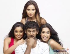 Tanushree Dutta, Vishal, Sara Jain and Neetu Chandra