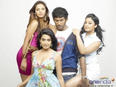 Neetu Chandra, Sara Jain, Vishal and Tanushree Dutta