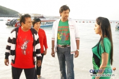 Aryan Rajesh and Aishwarya