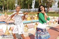 LB Sriram and Surekha Vani