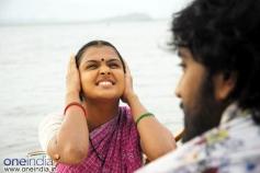 Ramya Nambisan with Ajay