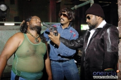 Thriller Manju with Sai Kumar