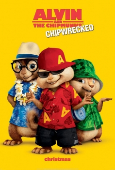 Alvin and the Chipmunks 3 Poster