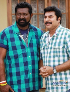 Lal and Mammootty