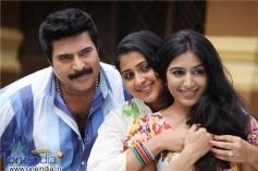 Mammootty, Kanika and Padmapriya