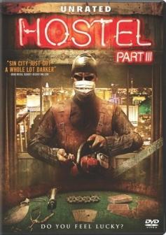 Hostel : Part III Poster