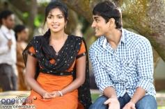 Amala Paul and Siddharth
