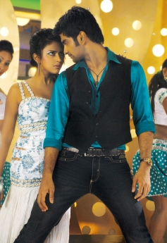 Amala Paul and Adharvaa