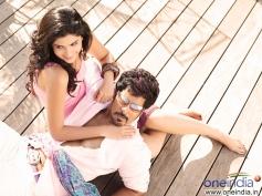 Deeksha Seth and Vikram