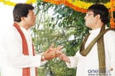 Charanraj with Krishnudu