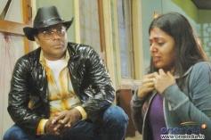 Sindhu Menon with Ashish Vidyarthi