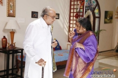Jayanthi with K Viswanath