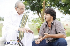 K Viswanath with Tanish