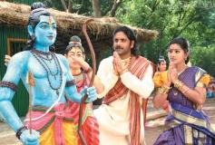 Nagarjuna and Sneha
