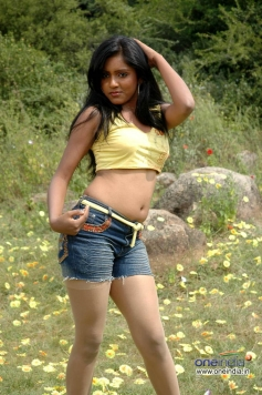Keerthi in Chalo One Two Three