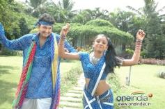 Sai Kiran & Keerthi in Chalo One Two Three