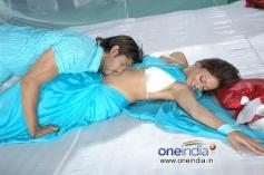 Vamshi Krishna & Kaveri Jha in Oohachitram