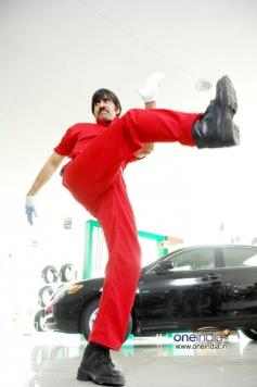 Ravi Teja in Kick