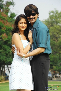 Illeana & Ravi Teja