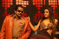 Rachana Mourya with Rithesh